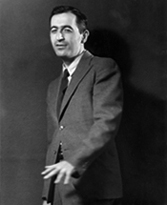 Eli Siegel, founder of Aesthetic Realism