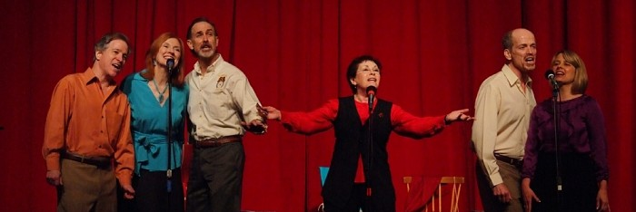 """Aesthetic Realism Theatre Company performs """"'Ethics Is a Force!'--Songs about Labor"""" at Teamsters Conference"""