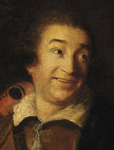 David Garrick, by Sir Joshua Reynolds