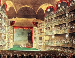 Drury Lane Theatre, London
