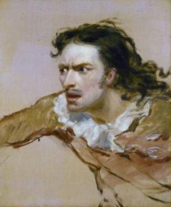 Edmund Kean as Sir Giles Overreach