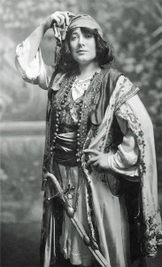 Julia Marlowe as Viola